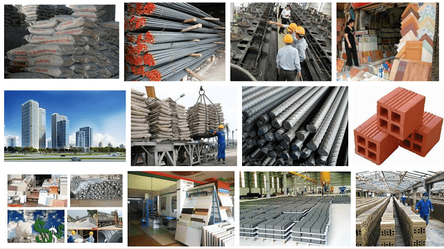 Địa chỉ cửa hàng cung cấp vật liệu xây dựng tại huyện Cần Giờ