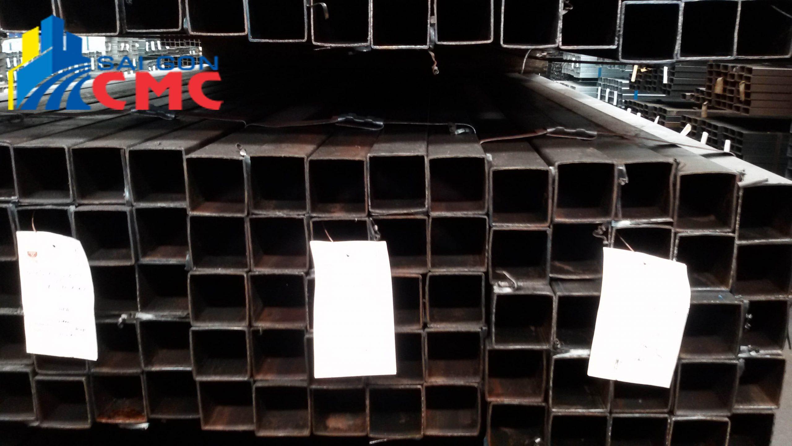 Thép hộp đen là gì?