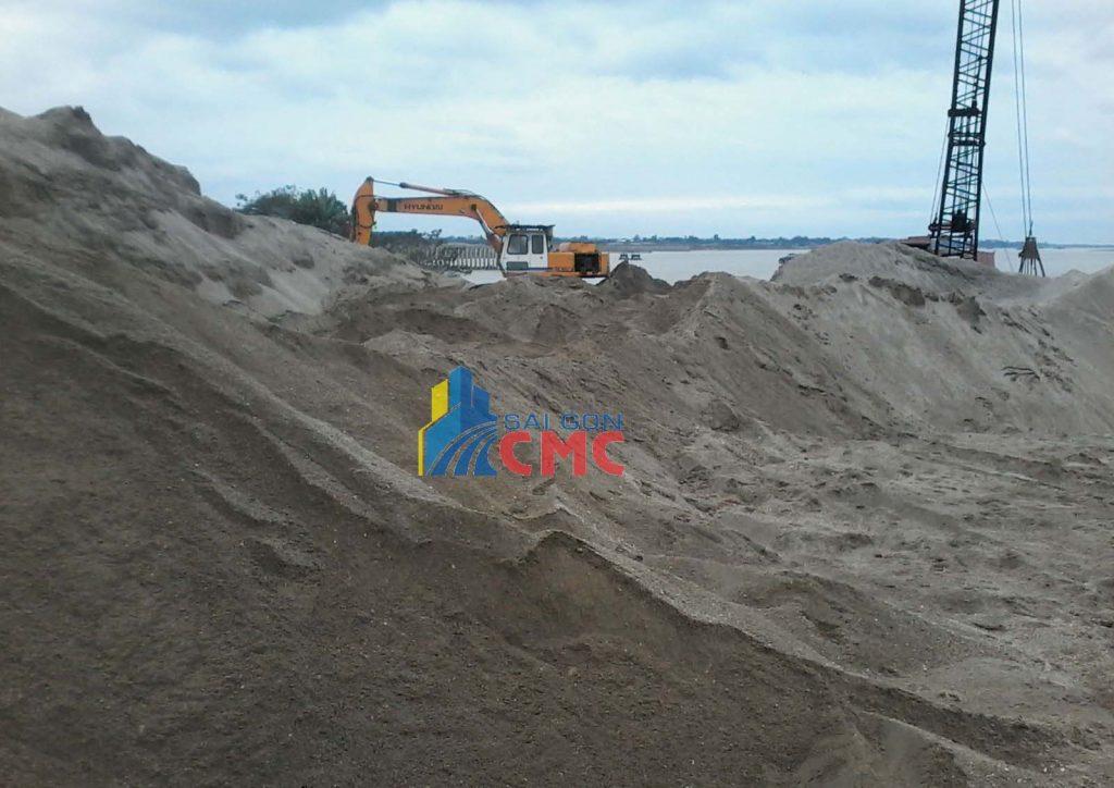 Bảng báo giá cát xây tô Sài Gòn CMC năm 2021 tại Quận Bình Thạnh