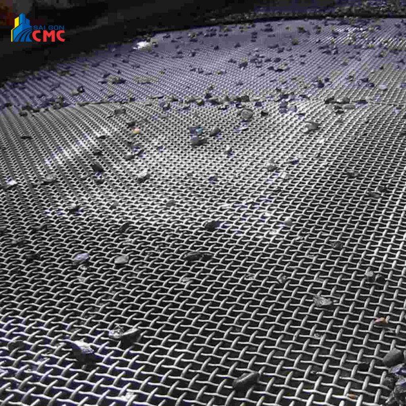 Lưới sàng cát xây dựng