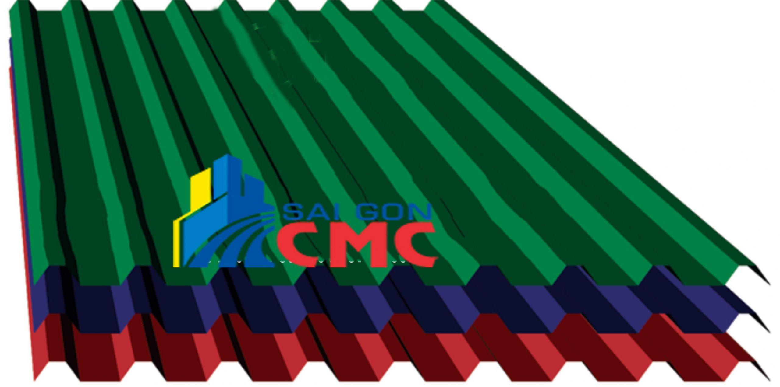 Mua tôn lạnh Đông Á đảm bảo chất lượng tại Sài Gòn CMC