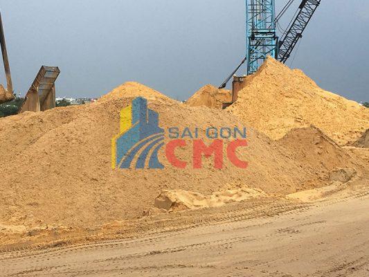 Bảng báo giá cát bê tông rửa