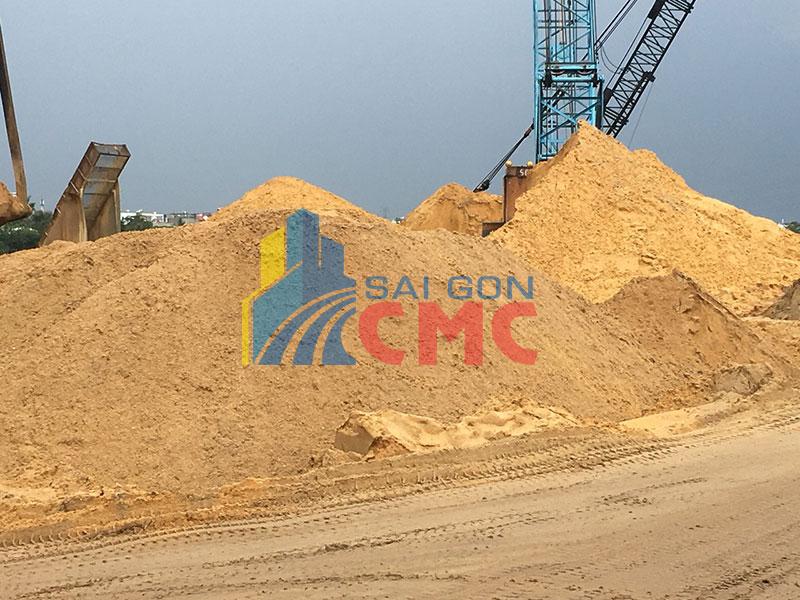Bảng báo giá cát xây dựng tháng 9 tại Quận 8