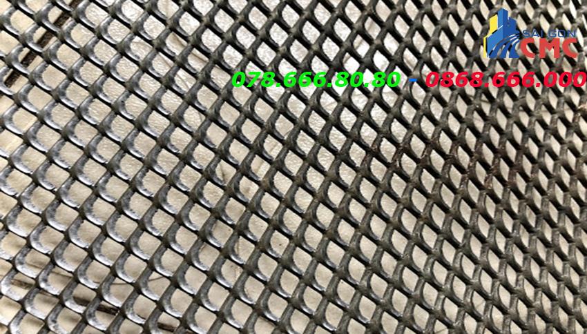 Lưới thép hàn B40 dạng tấm