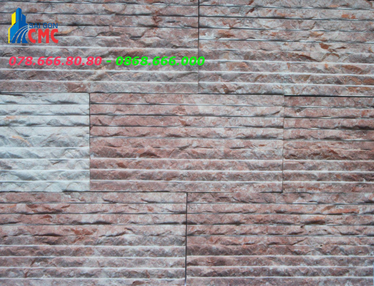 Đặc điểm của đá chẻ ốp mặt tiền