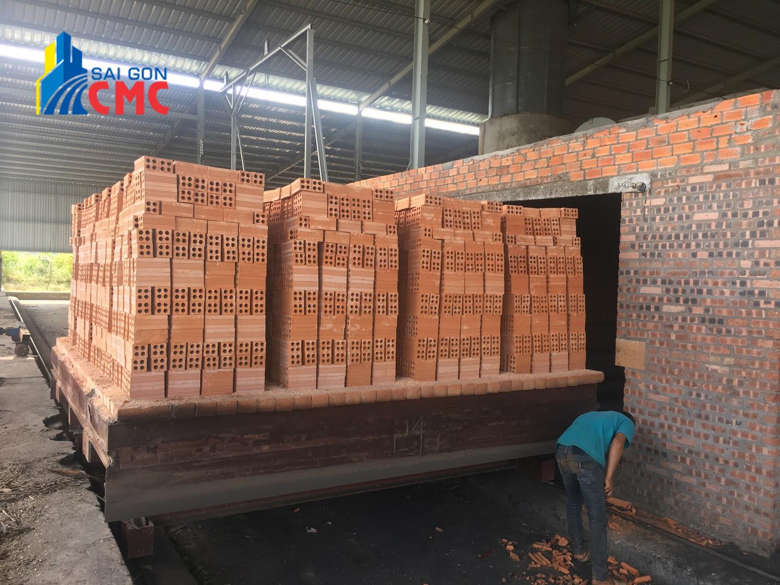 Quy trình sản xuất gạch Phước Thành