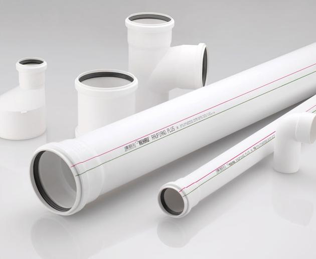 Bột đá ứng dụng sản xuất ống nhựa