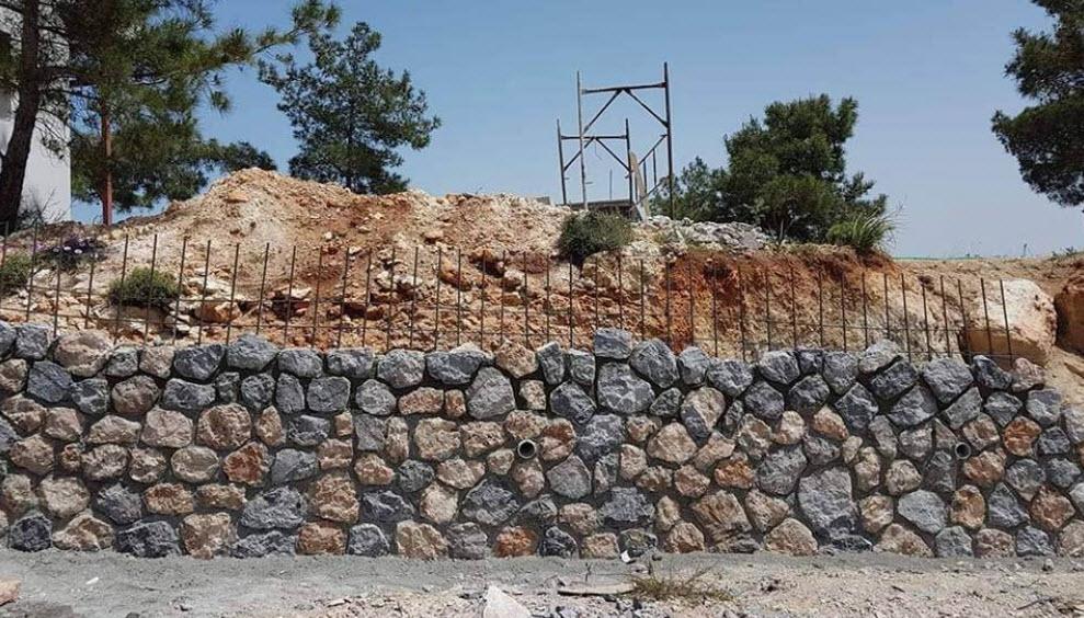 Công trình xây đá hộc