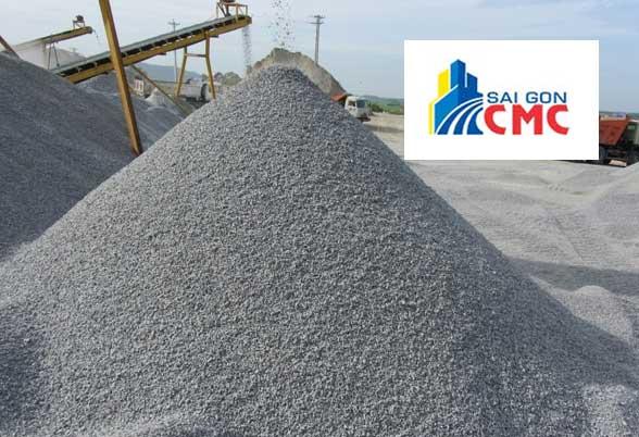Bán đá cấp phối đá dăm loại 2 giá rẻ tại tphcm
