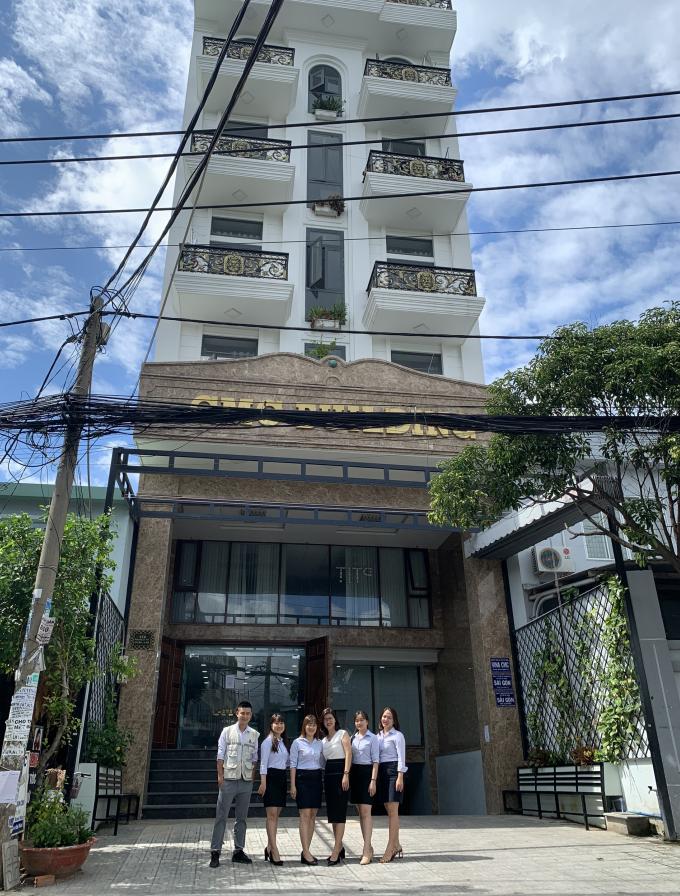 Công ty TNHH VLXD Sài Gòn CMC
