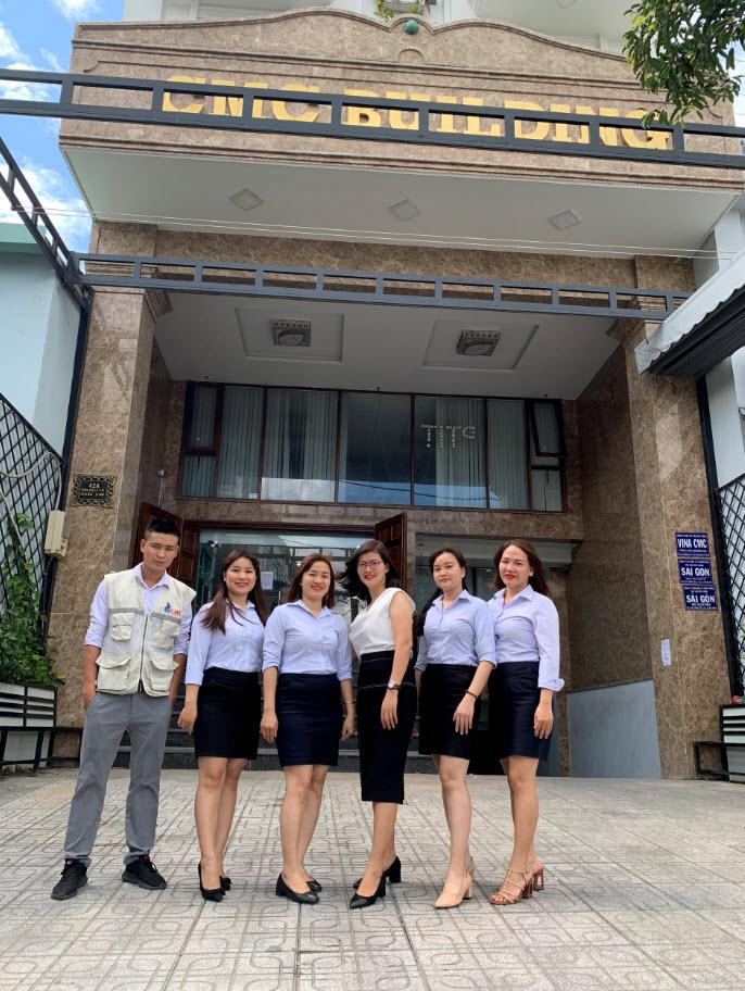 Côn gty Sài Gòn CMC cung cấp xi măng Hoàng Thách giá rẻ uy tín