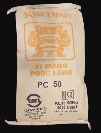 Xi măng PC 50 Kim Đỉnh